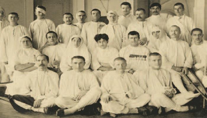 Первые военные врачи азербайджанцы