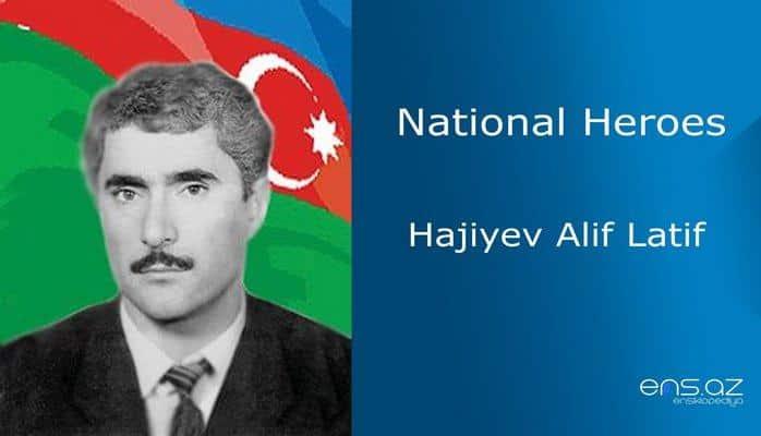 Hajiyev Alif Latif