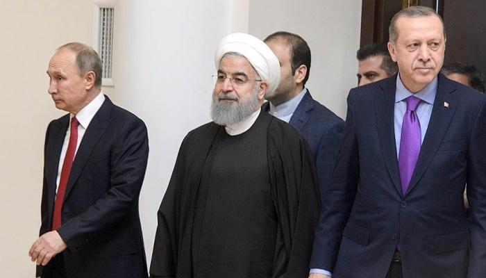Ərdoğan-Putin-Ruhani görüşü: mühüm mesajlar verildi
