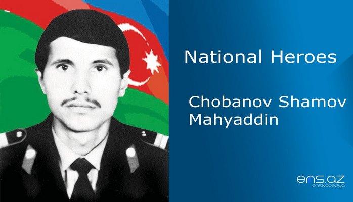 Chobanov Shamov Mahyaddin