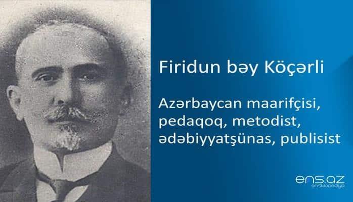 Firidun bəy Köçərli