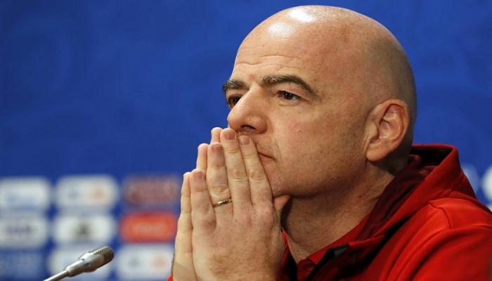 Клубный чемпионат мира не состоится в этом году