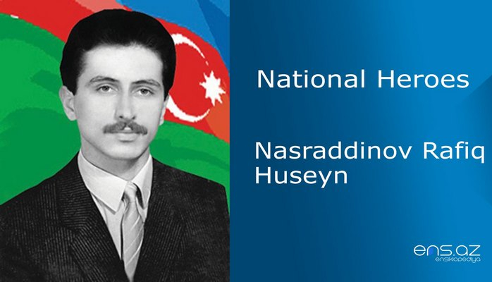 Nasraddinov Rafiq Huseyn