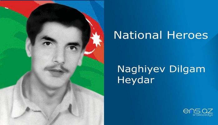 Naghiyev Dilgam Heydar