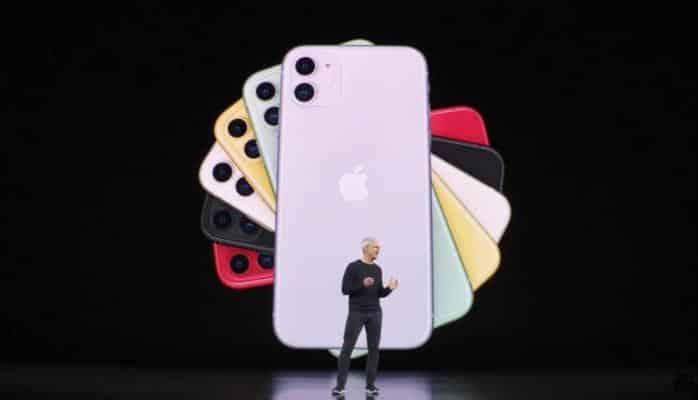 """""""Apple"""" """"iPhone 11"""" modelini təqdim etdi"""