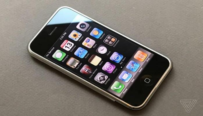 Apple показала малоизвестный прототип iPhone