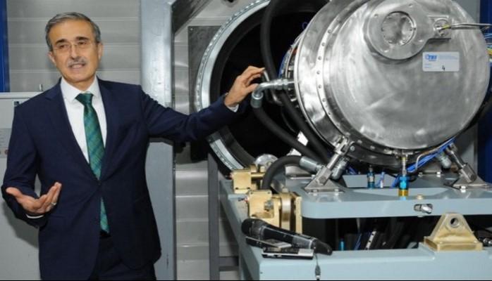 Türkiye'nin ilk milli jet motoru test edildi!