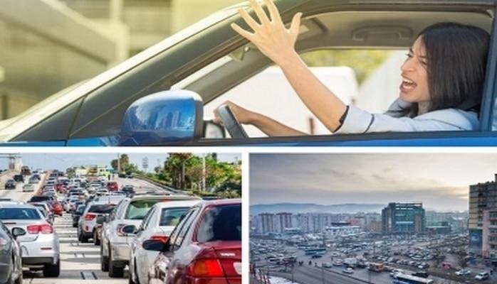Afina sürücülər üçün dünyanın ən arzuolunmaz şəhərləri siyahısına düşüb