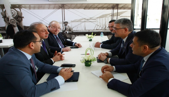 Авиационные данные ЕС и Евразии будут храниться на серверах в Баку