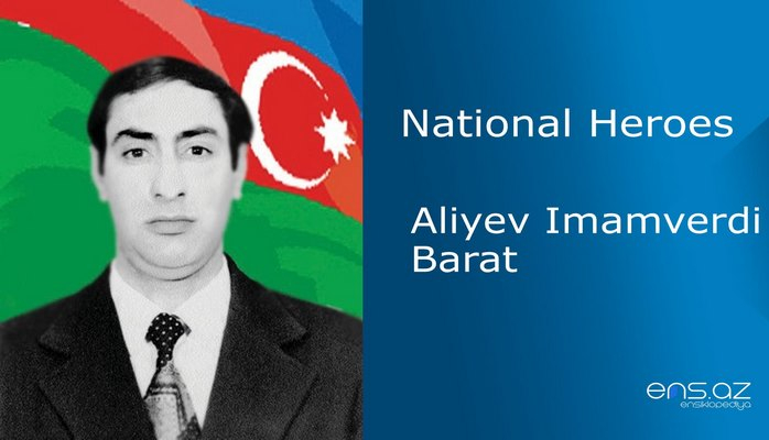 Aliyev Imamverdi Barat