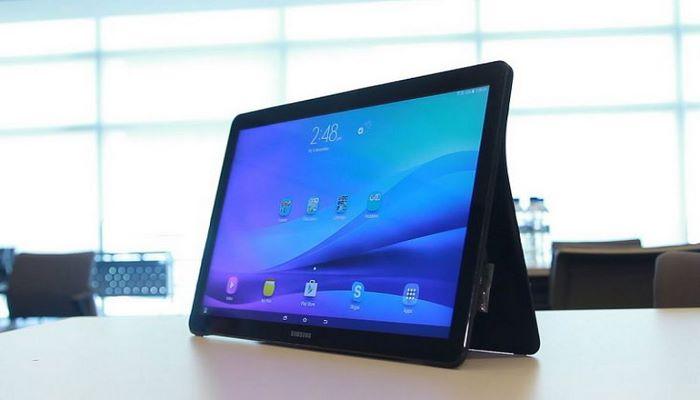 Необычный планшет Samsung Galaxy View 2 показали на рендерах