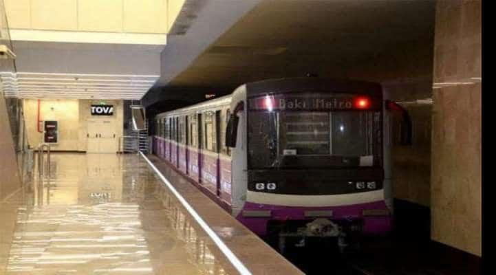 Bakının bu ərazisində metro olacaq - Hazırlıq başlandı