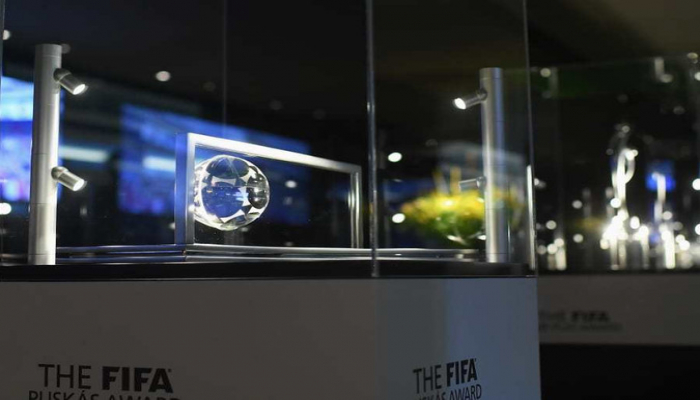 FIFA 'Ferents Puşkaş' mükafatına namizəd qolları açıqlayıb