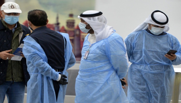 В Кувейте зафиксирован первый случай смерти от коронавируса