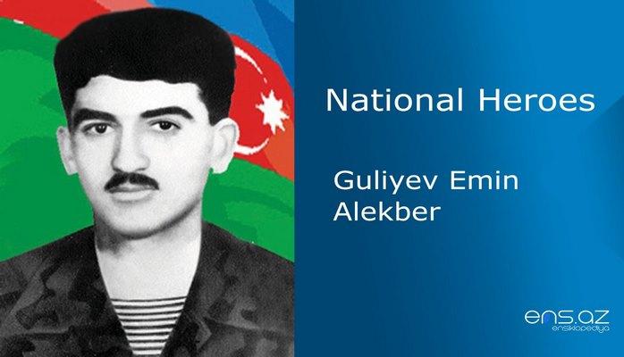 Guliyev Emin Alekber