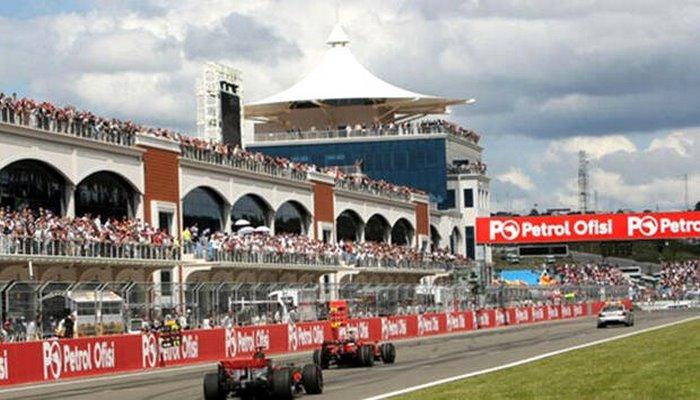 Formula 1 adım adım Türkiye'ye