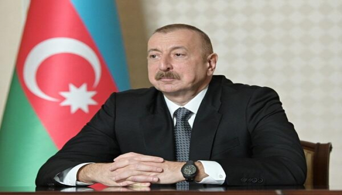 İlham Əliyev İmaməli Rəhmanı təbrik etdi