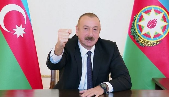 Ильхам Алиев объявил об освобождении новых территорий