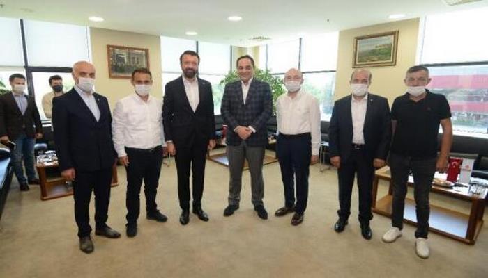İran İstanbul Başkonsolosu Far: Yeni ticari bağlantılar kurmak için geldik