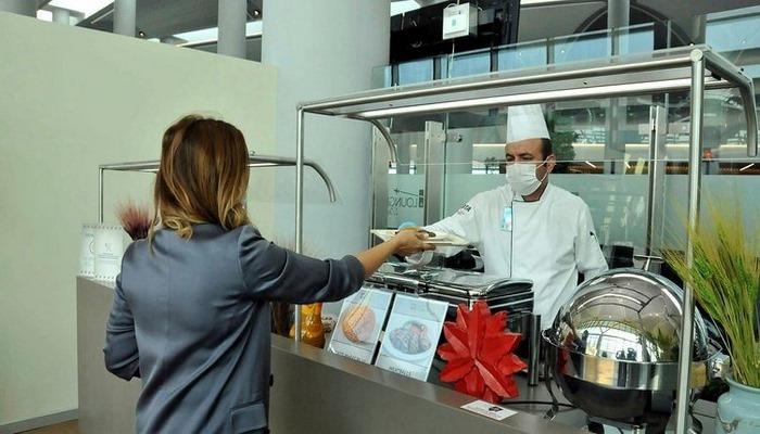 """İstanbul Havalimanı """"İGA İç Hatlar Lounge"""" yolculara hizmet vermeye başladı"""