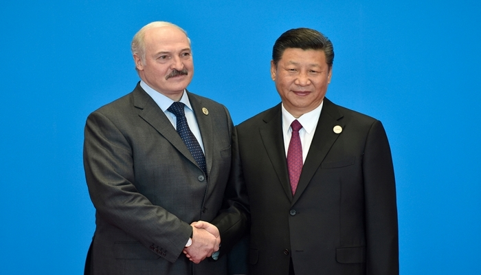 Lukaşenkonu ilk o təbrik etdi