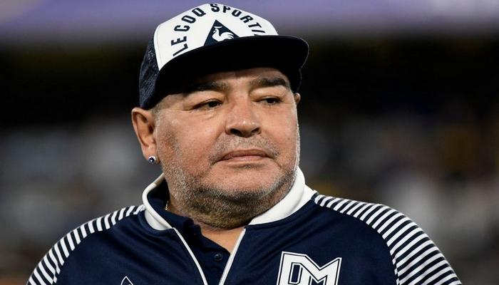 Maradonanın son mesajı yayımlanıb