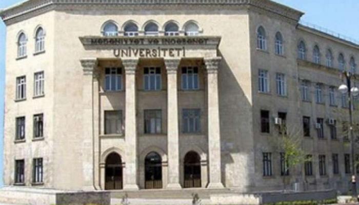 Mədəniyyət və İncəsənət Universitetində mətbuat katibi DƏYİŞDİ