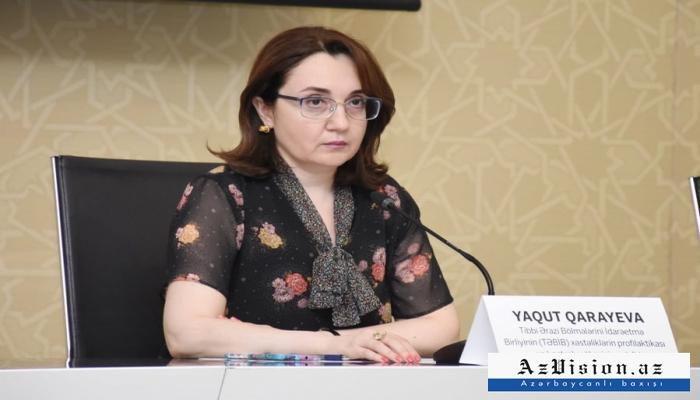"""""""Naxçıvanda vəziyyət nəzarət altındadır"""" - Yaqut Qarayeva"""