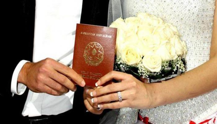 İlk 7 ayda 20 mindən çox cütlük nikaha daxil olub