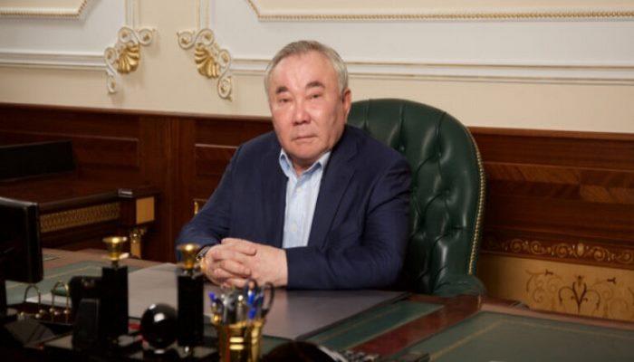 Nursultan Nazarbayevin qardaşı oğlu Kəmaləddin Heydərova başsağlığı verdi
