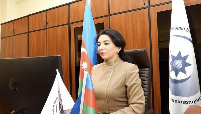 Ombudsman Ermənistanın cinayətləri ilə bağlı dünya birliyinə müraciət edib