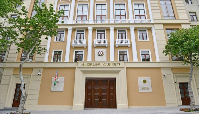 Оперативный штаб при Кабинете министров Азербайджана проводит брифинг - прямая трансляция