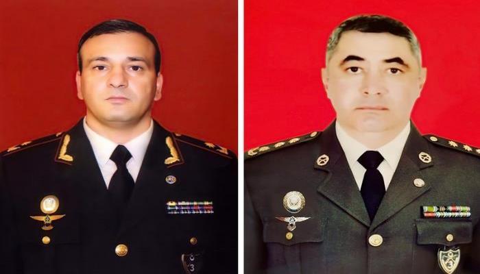 Polad Həşimov və İlqar Mirzəyevin şəhid olmasının ildönümüdür