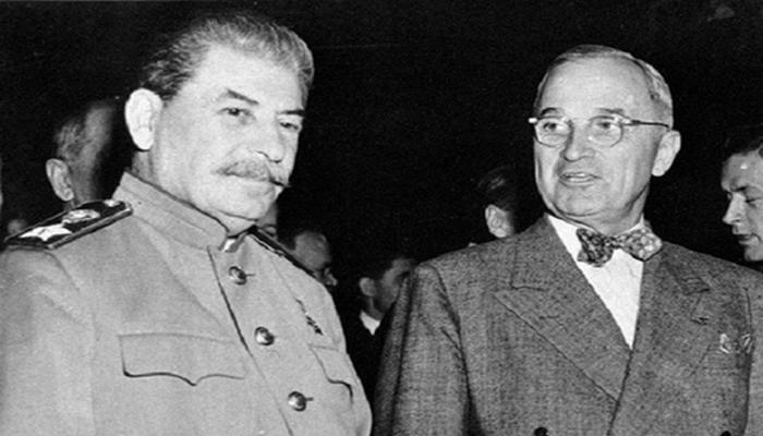 Potsdamda Stalini təəccübləndirmək istəyən və pərt olan Trumen – Tarixi konfransın detalları