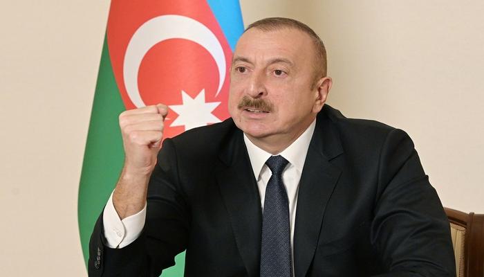 """Prezident: """"Hədəfimiz Qarabağın tacı olan Şuşa idi"""""""
