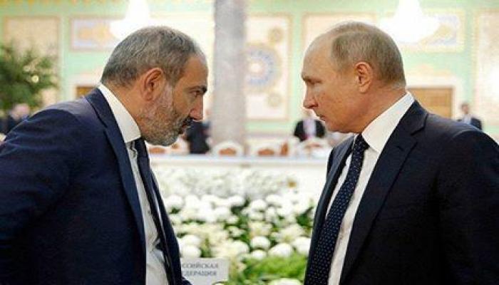 Ermənistanın Suriyaya göndərdiyi silahlar Rusiyaya qarşı istifadə edilib