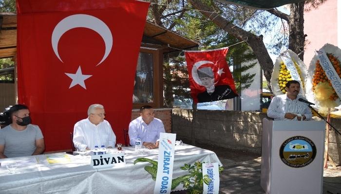 S.S.Demirci  Esnaf ve Sanatkarlar  Kredi ve Kefalet Kooperatifi   Olağan  Genel Kurulu yapıldı.