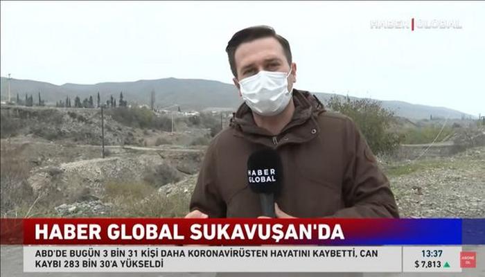 """Suqovuşandakı son vəziyyət """"Haber Global""""ın kamerasından... - VİDEOREPORTAJ"""