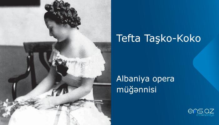 Tefta Taşko-Koko