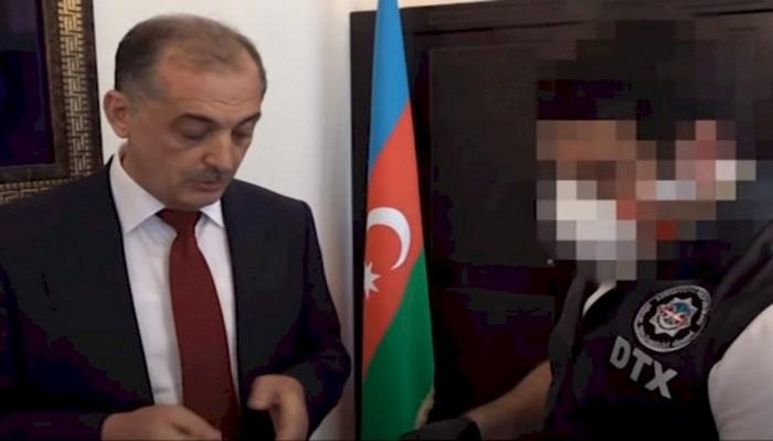 Vilyam Hacıyev Pentensiar Xidmətin təcridxanasına köçürülür