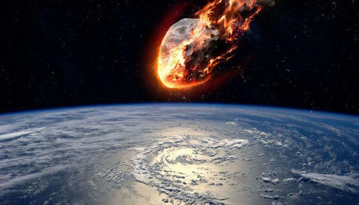 Venesuelaya meteorit düşdü