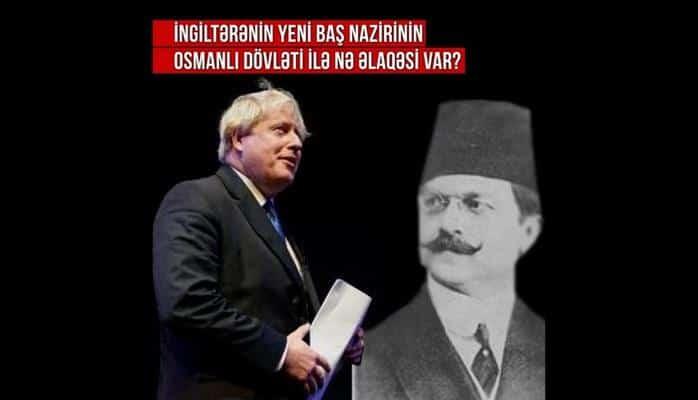 İngiltərənin yeni baş naziri türkdür?