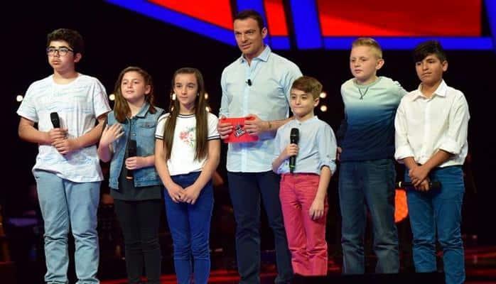 """10 yaşlı azərbaycanlı """"O səs Çocuqlar""""ın yarım finalında"""