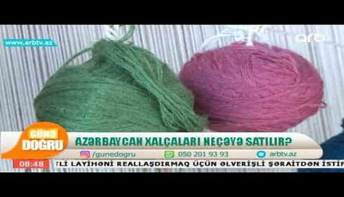 Azərbaycan xalçaları neçəyə satılır?