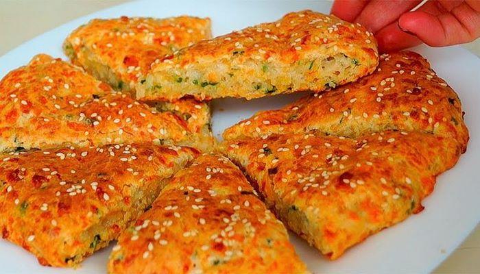 Вариация на тему хачапури: просто и очень вкусно