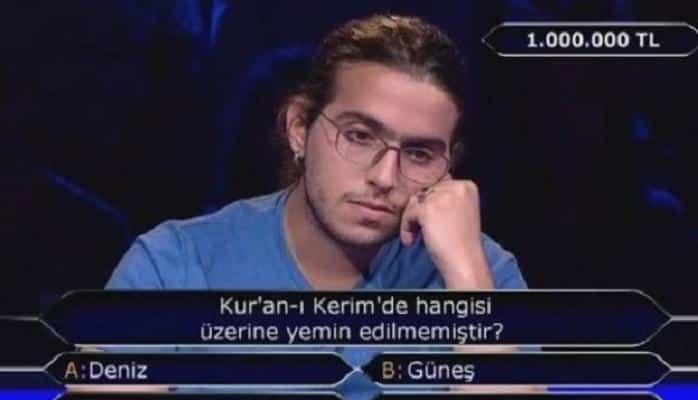 """""""Kim milyonçu olmaq istəyir"""" yarışmasında 1 milyonluq sual"""