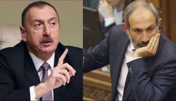 İlham Əliyev Paşinyana elə sözlər dedi ki...